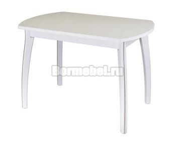 Стол кухонный Румба ПО КМ 110х70, с ножкой 07
