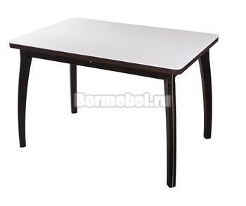 Стол кухонный Румба ПР-КМ 70Х110, с ножкой 07