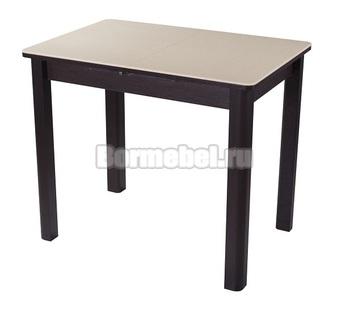 Стол кухонный Румба ПР-КМ 70Х110, с ножкой 04