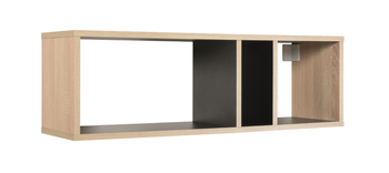 Базис 3, Полка 09.127, 890х242х278 мм, Моби мебель
