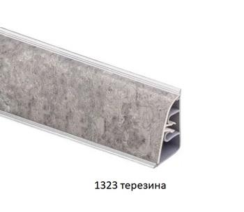 Плинтус пристеночный AP850 с завалом, 1323 Терезина (цена за 3 пог. м)
