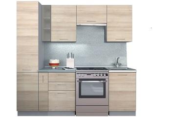Кухня Трапеза Классика 1700 Н, 1 категория, Боровичи мебель