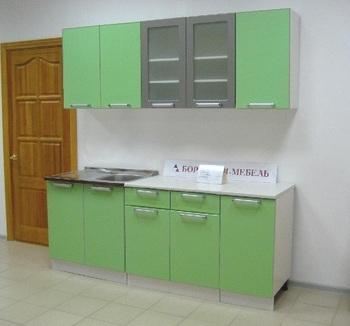 Кухня Трапеза Классика 2000, 1 категория, Боровичи мебель