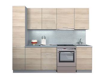 Кухня Симпл 2500 мм, Боровичи мебель