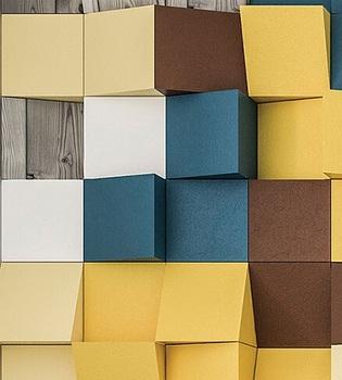 Стеновая панель из МДФ с фотопечатью, АН-618