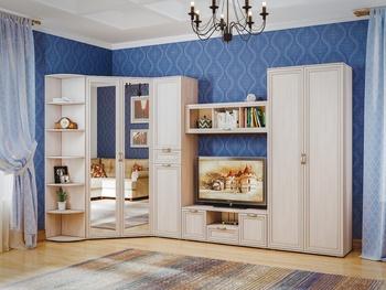 Бьянка, Гостиная 1, Моби мебель