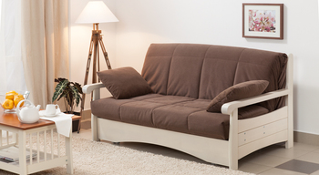 Диван-кровать Аккордеон 1500 массив, Боровичи мебель