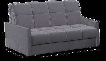 Диван-кровать Аккордеон 1500 без декора С ЯЩИКОМ, Боровичи мебель