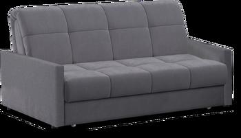 Диван-кровать Аккордеон 1600 без декора С ЯЩИКОМ, Боровичи мебель