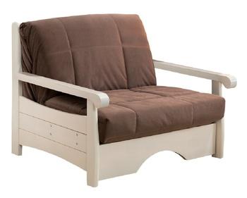 Кресло-кровать Аккордеон 800 массив, Боровичи мебель