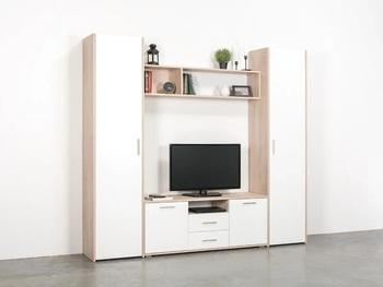 Альба 2, Гостиная 2156 мм, Моби мебель