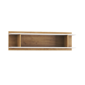 Альба, Полка навесная, 1200х217х336 мм, Моби мебель