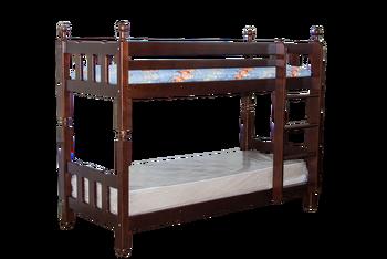 Кровать двухъярусная Аврора, массив
