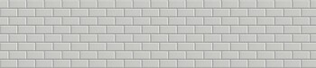 Стеновая панель МДФ 3050х610х6мм, Бланше грань СЕРАЯ