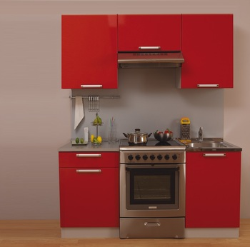 Кухня Симпл 1700 мм, 2 категория, Боровичи мебель