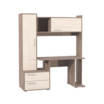 Брайтон 2100 Стол, 1590 х 600, В 1860 мм, Моби мебель