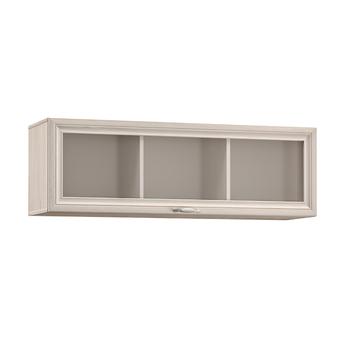 Бьянка, Шкаф навесной 10.69, 1200х352, В 384 мм, Моби мебель