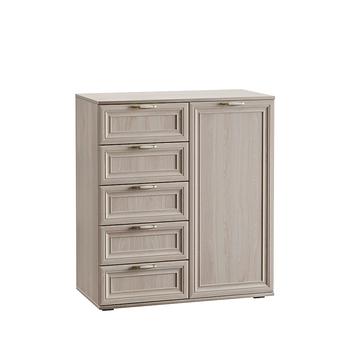 Бьянка, Комод 1457, 898х452, В 1014 мм, Моби мебель
