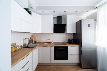 Кухня Мыло, Белый матовый