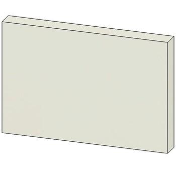Цоколь ЛДСП, 150х16х100, Лопасня мебель