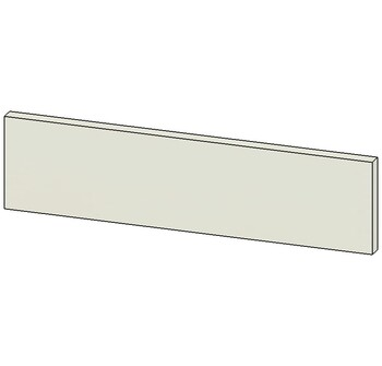 Цоколь ЛДСП, 400х16х100, Лопасня мебель