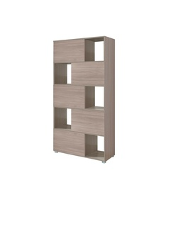 Д5 Стеллаж 800x350x1875, Боровичи мебель