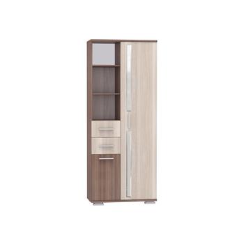 Стенка Дарси 1, Шкаф-Стеллаж, 812 х 386, В 2003 мм,  Моби мебель