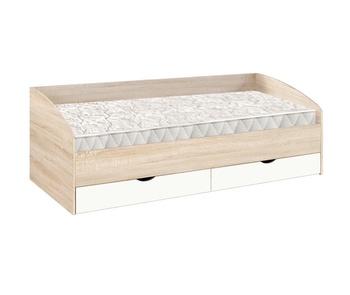 Кровать Соня Вайт 900 с ящиками (без матраца), Боровичи мебель