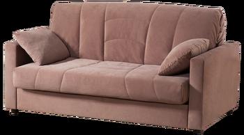 Диван-кровать Аккордеон с прямыми боковинами 1500, Боровичи мебель