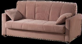 Диван-кровать Аккордеон с прямыми боковинами 1800, Боровичи мебель