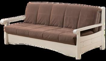 Диван-кровать Аккордеон 1800 массив БЕЗ ЯЩИКА, Боровичи мебель