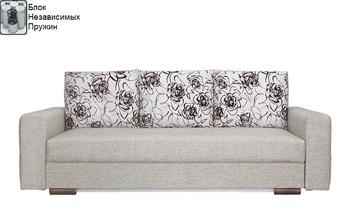 Диван Лира Комфорт с боковинами 1400 мм с блоком независимых пружин, Боровичи мебель