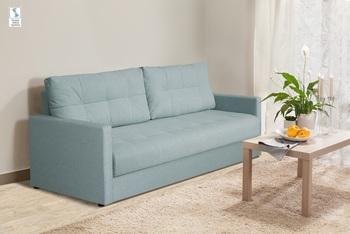 Диван-кровать Норд с блоком независимых пружин 1500 мм, Боровичи мебель