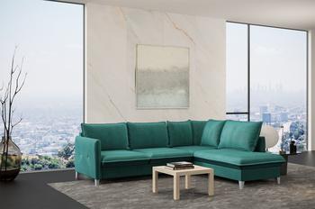 Угловой диван Лофт 1400 (тик-так), Боровичи мебель