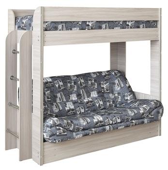 Диван кровать двухъярусная Новая, Элегия