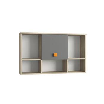Доминика 455, Шкаф навесной, 1026 х 234, В 612 мм, Моби мебель