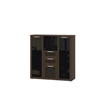 Домино 2 Комод, 1188 х 403, В 1226 мм, Моби мебель