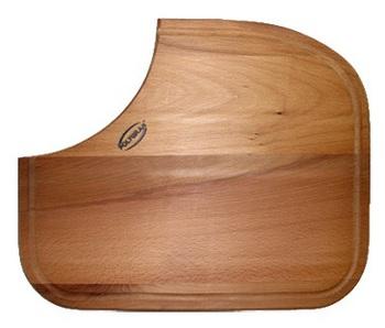 Разделочная доска для кухонной мойки модели Polygran F-10, Полигран