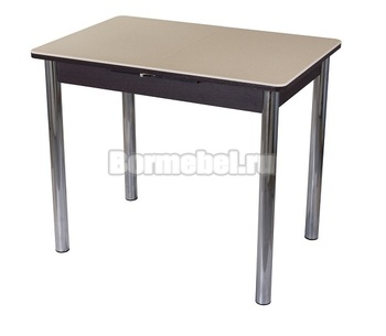 Стол кухонный Румба ПР-М КМ 60х88, с ножкой 02