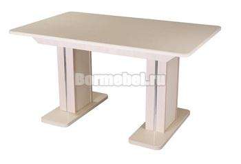 Стол кухонный Румба ПР-2 140Х85, с ножкой 05-02