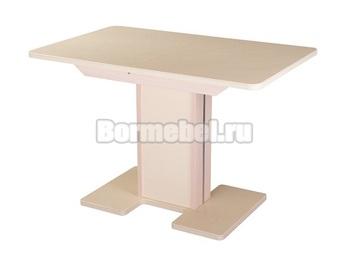 Стол кухонный Румба ПР-1 120Х80, с ножкой 05-1