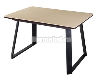 Стол кухонный Румба ПР-1 120Х80, с ножкой 91-1