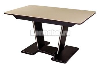 Стол кухонный Румба ПР-2 140Х85, с ножкой 03-02