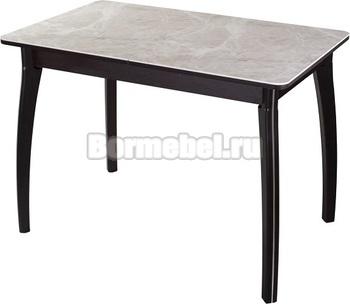 Стол с керамогранитом Диско ПР 70х110(147)х75 КРМ 86 07 ВП ВН
