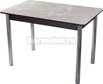 Стол с керамогранитом Диско ПР 70х110(147)х75 КРМ 86 02