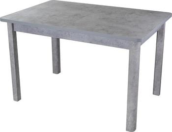 Стол кухонный раздвижной Джаз ПР 110х70, с ножкой 04 СБ
