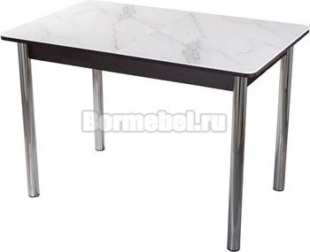 Стол с керамогранитом Диско ПР 70х110(147)х75 КРМ 85 02