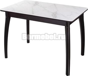 Стол с керамогранитом Диско ПР 70х110(147)х75 КРМ 85 07 ВП ВН