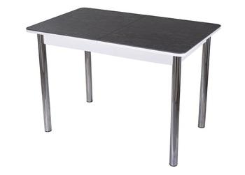 Стол с керамогранитом Диско ПР 70х110(147)х75 КРМ 84 02