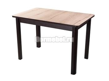 Стол кухонный раздвижной Джаз ПР 110х70, с ножкой 04 ВН